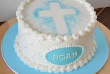 Gâteaux de baptême