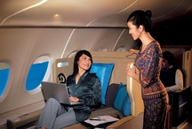 Inside Singapore Airlines' Business Class