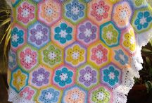 crochet blanket for baby