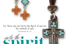 A Style for Everyone / It doesn't matter what style you like, F.A.I.T.H. Company has jewelry that will fit that style. And you'll feel amazing wearing beautiful jewels inspired by The Creator! / by F.A.I.T.H. Company Jewelry