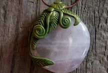 Clay Craft Ideas / by Yvonne Morgan