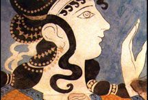 ~ Minoan Civilization ~ / All things Minoan: artifacts, sculptures, frescoes, pottery, jewelry, and archeological sites.