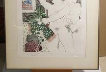 Art, on sale