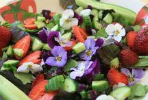 Salads / I LOVE LOVE LOVE salads!
