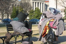 Be Aware, Be Kind. / Homelessness. Just this past week, I was on a church youth group mission trip to Washington DC. Our group was here to help feed, serve, clothe and understand homelessness. I don't want to forget. I want to help even more.  / by Gloria