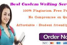 Custom essay  writing services / The all-in-one source for Quality & Plagiarism-free Essay Writing Services.