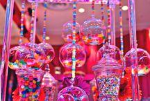 Candy mood board