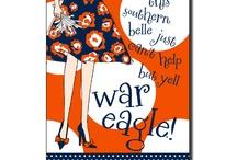 I ❤ Auburn   / War Eagle!