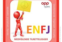 Norwegian / Norske Typies / If you know your four-letter MBTI® Type, why not share it with your Typie®? These colourful pictograms capture the essence of your MBTI Type in word and character form.