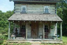 Houses and Barns