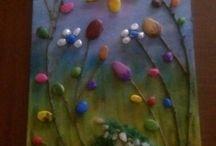 painted stones/taş boyama
