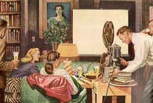 1940s Home Entertaining