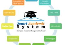 """School Management Software / Smart Academic System """"Smart Academic System"""" is a complete customize academic management system, which is user friendly Web Based Software. This solution is essential for every Educational Institute like English medium School, Bengali medium School, University, College, Madrasa etc.  Academic Management Academic Reporting Attendance Tracking Faculty / Staff Management Library Management Online Fess Management"""