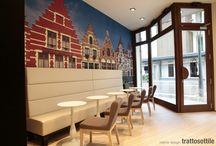 Caffetteria Cioccolateria De Jaeger / Abano Terme _ 2009