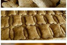 Dog Biscuits & Food
