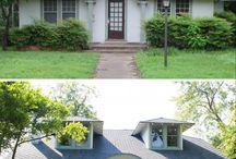 Fixer Upper Homes/ HGTV