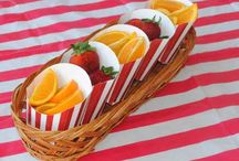 Healthy Foods for Fun Events