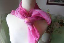 sheer scarves