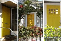 sheds house exterior ideas / by Betty Dort