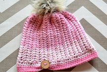 Crochet Adult & Teen Hats