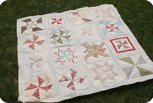 Quilting / by Diana Feather