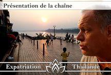 Tutoriels vidéos expatriation et vivre en Thaïlande