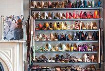 Shoe Wardrobe / by Sandra Julian