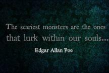 Poe / by Tracie Warburton