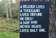 Books / by Carolyn Zewe