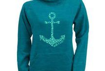 clothing Alaska apparel / Tasseled rags clothing find on etsy