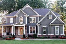 House plans / by Alisa Kimball