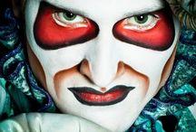 Cirque du Soleil - Quidam / Quidam life behind the black curtain