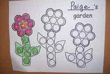 Growing Things Theme in Preschool / by Stacey Feehan