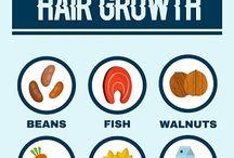 Hårvekst/hårkur