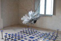 Installazioni e quadri  - i miei lavori
