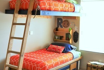 Kid Rooms / by Andi Wigman