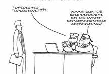 Humor en ambtenaren
