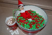 Elf on the Shelf / by Yvette Claverie