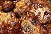Recipe oxtail