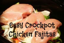 Crockpot meals / by Kaitlin Santarelli