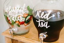 Wedding: Lemonade Bar
