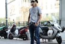 ByTheR- Classic Grunge Neat Looking Street Style / http://en.byther.kr/
