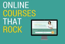 Online Courses That Rock! / All online courses that have a great laid out curriculum.