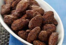 Nuts / by Tammy Godby