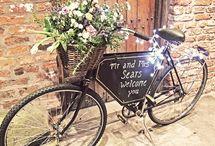 Nunta - bicicleta