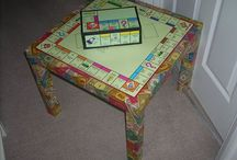 Monopoly craft inspiration