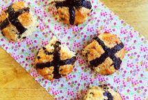 Easter scones