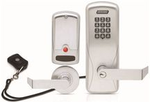 SCHLAGE® C0220 KEYPAD LOCK WITH ELECTRONIC LOCKDOWN MODE