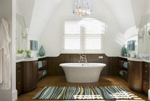 Bathroom Inspiration / by Diane Parazin