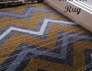 DIY: Painted Rugs / by Amy Fennell